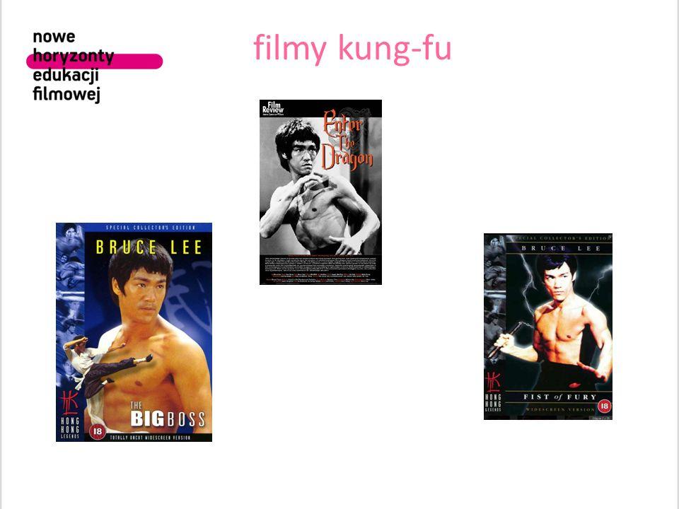 filmy kung-fu