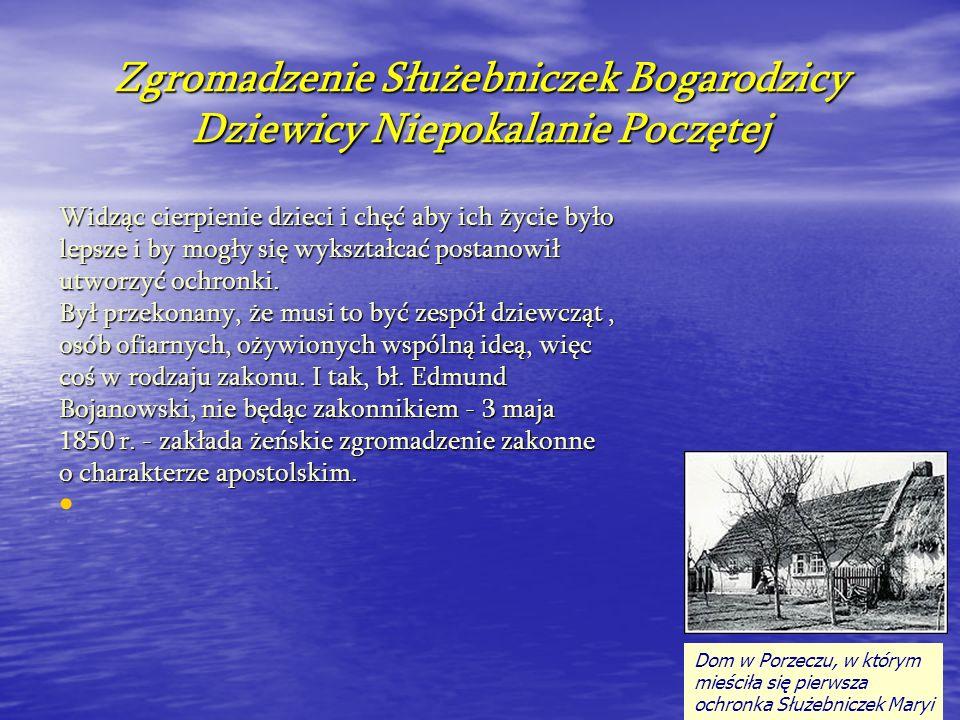 Nowicjat w Jaszkowie W roku 1856 powstał osobny nowicjat.