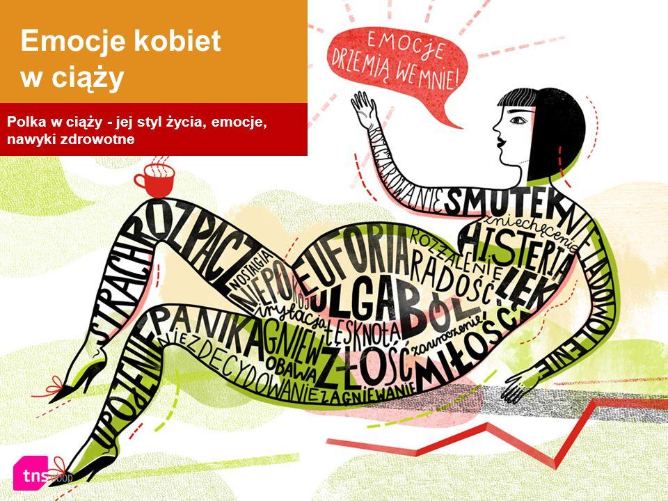 Odżywianie kobiet w ciąży Kobieta w ciąży - jej styl życia, nawyki żywieniowe i zdrowotne Emocje kobiet w ciąży Polka w ciąży - jej styl życia, emocje, nawyki zdrowotne
