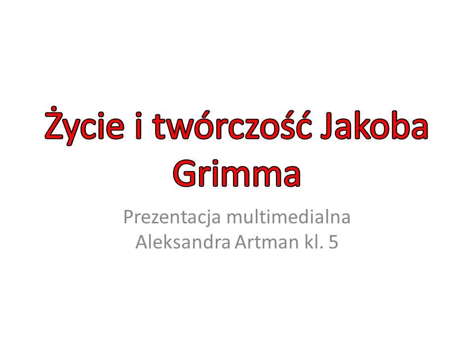 Prezentacja multimedialna Aleksandra Artman kl. 5