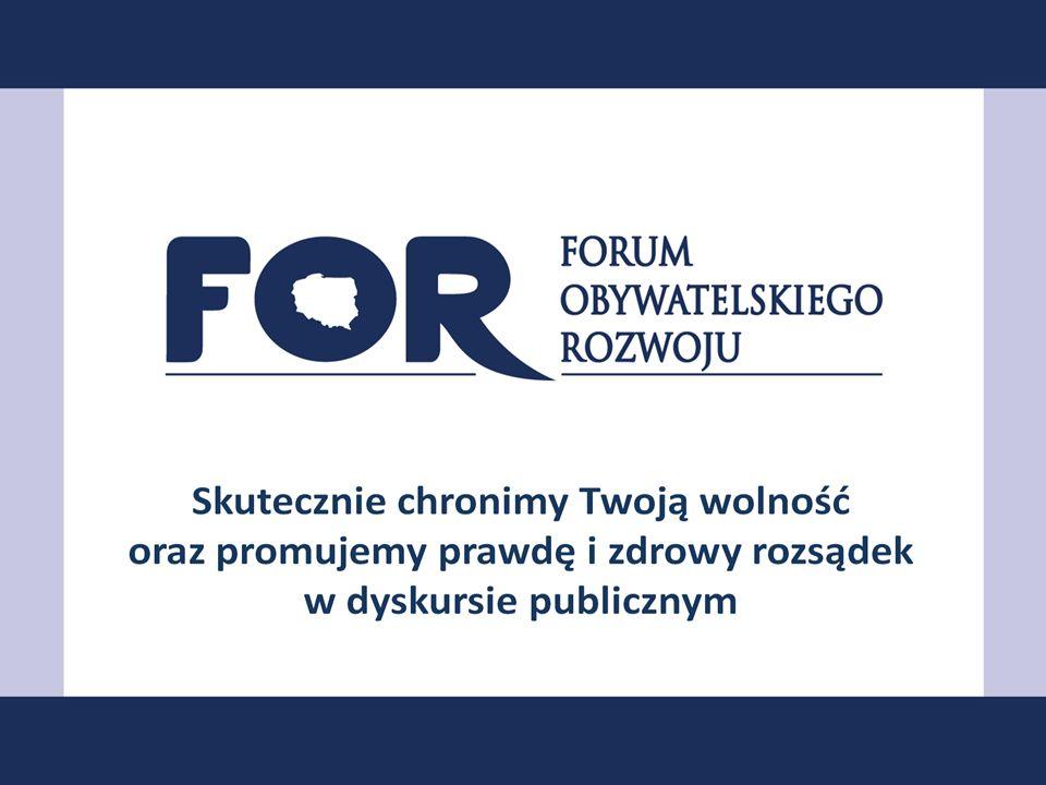 Odkrywając wolność Leszek Balcerowicz Przewodniczący Rady Forum Obywatelskiego Rozwoju 20 lutego 2012 r.
