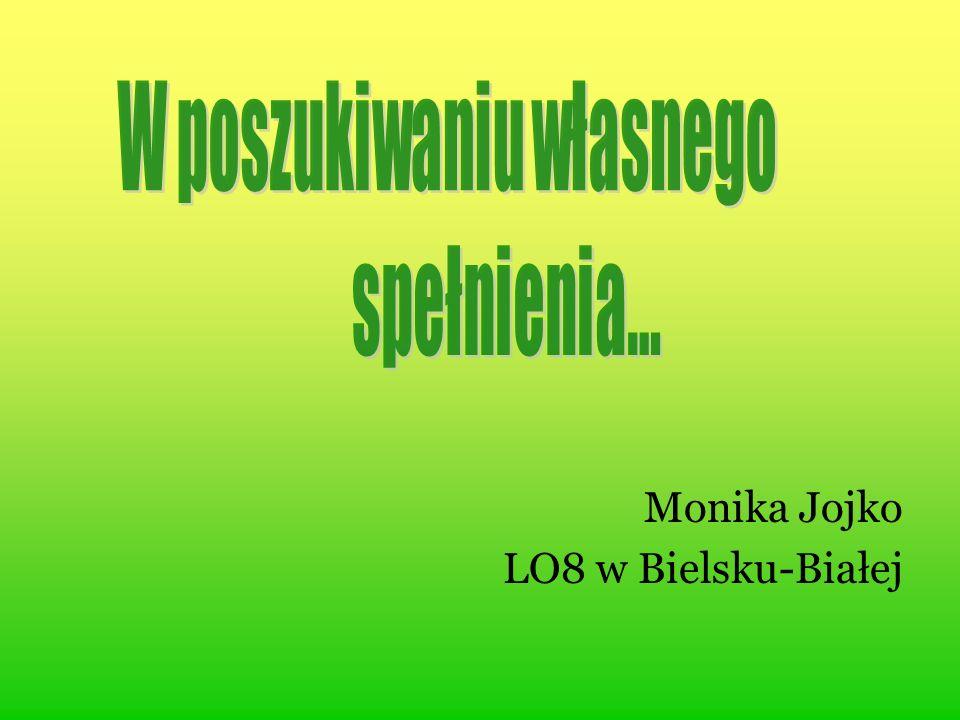 Monika Jojko LO8 w Bielsku-Białej