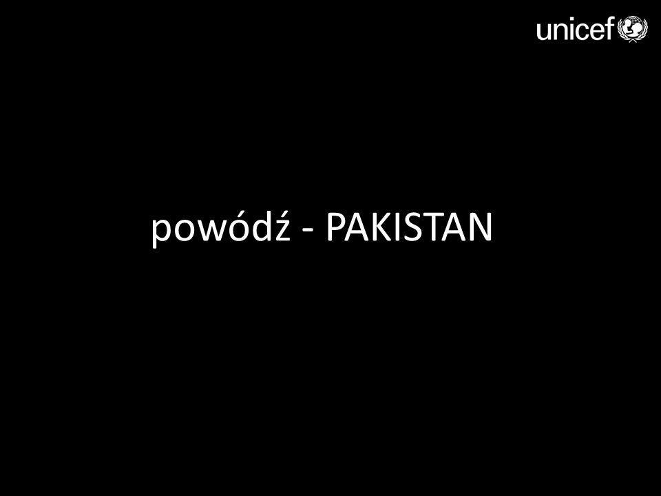 powódź - PAKISTAN