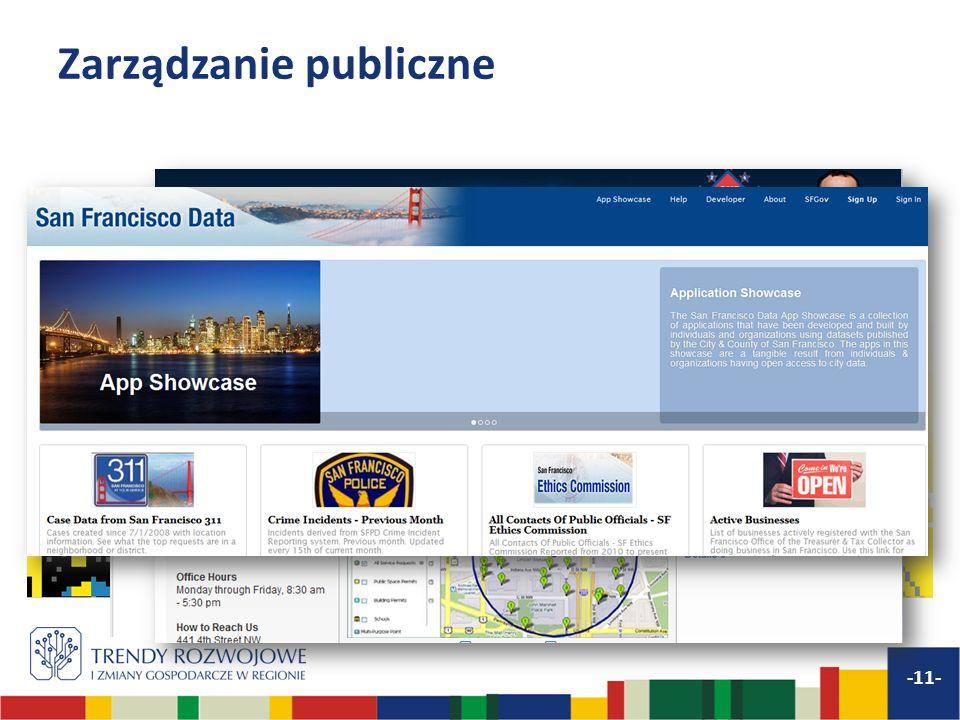 Zarządzanie publiczne -11-