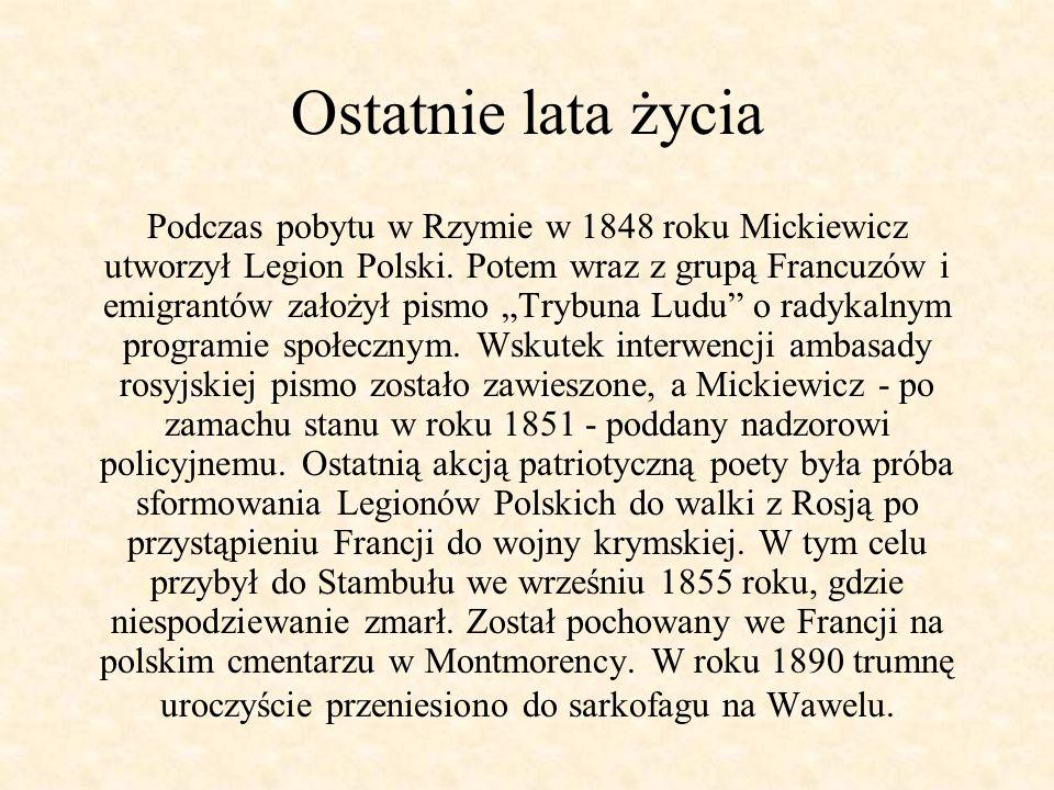 Twórczość W 1818 roku debiutował Ziemią miejską na łamach Tygodnika Wileńskiego.