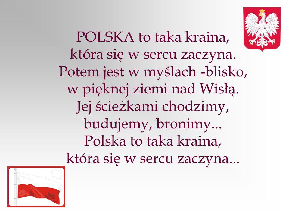Jestem Polką! Jestem dumna z naszych barw narodowych. A ty?