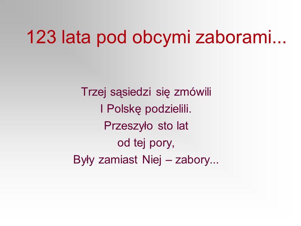 Marszałek Józef Piłsudski (1867-1935) Półtora wieku marzeń O wolnej Polsce - Taką wielką prawdę Przypomniał Marszałek Piłsudski.