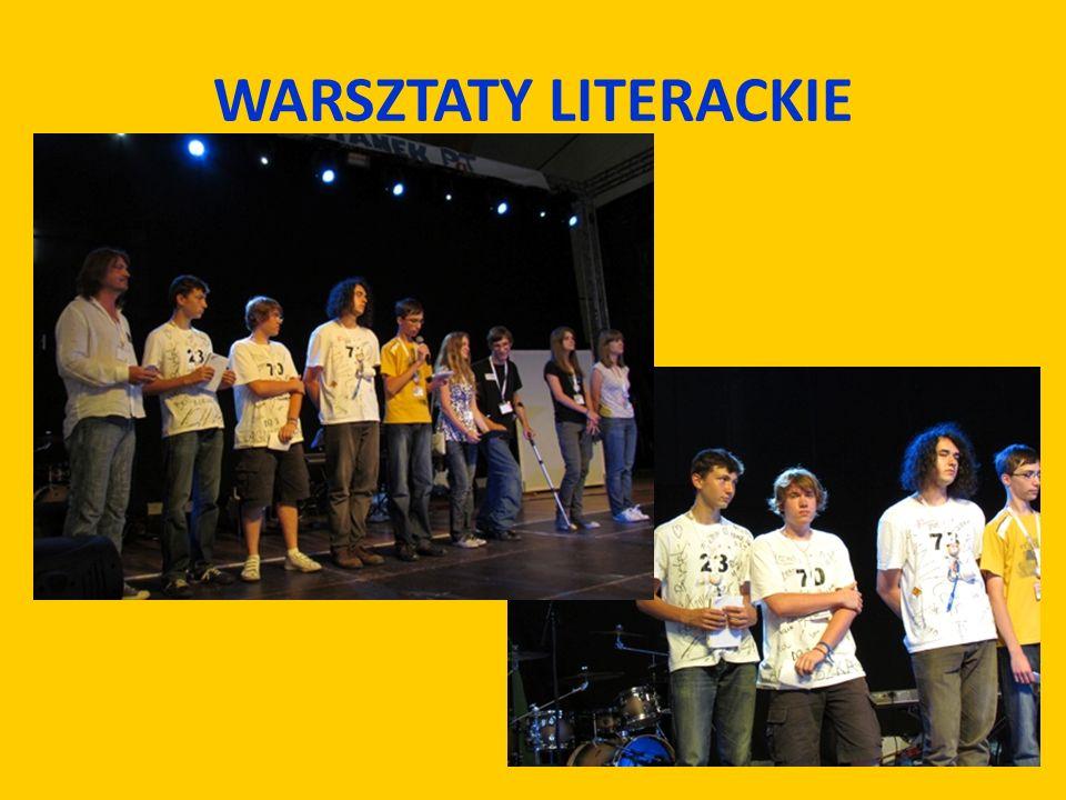 WARSZTATY LITERACKIE