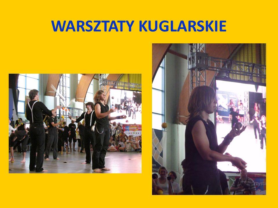 WARSZTATY KUGLARSKIE