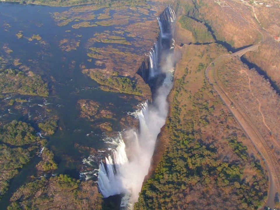 Jest on jedną z największych atrakcji turystycznych kontynentu afrykańskiego. W roku1989 został wpisany do Światowego Dziedzictwa UNESCO. Obszar chron