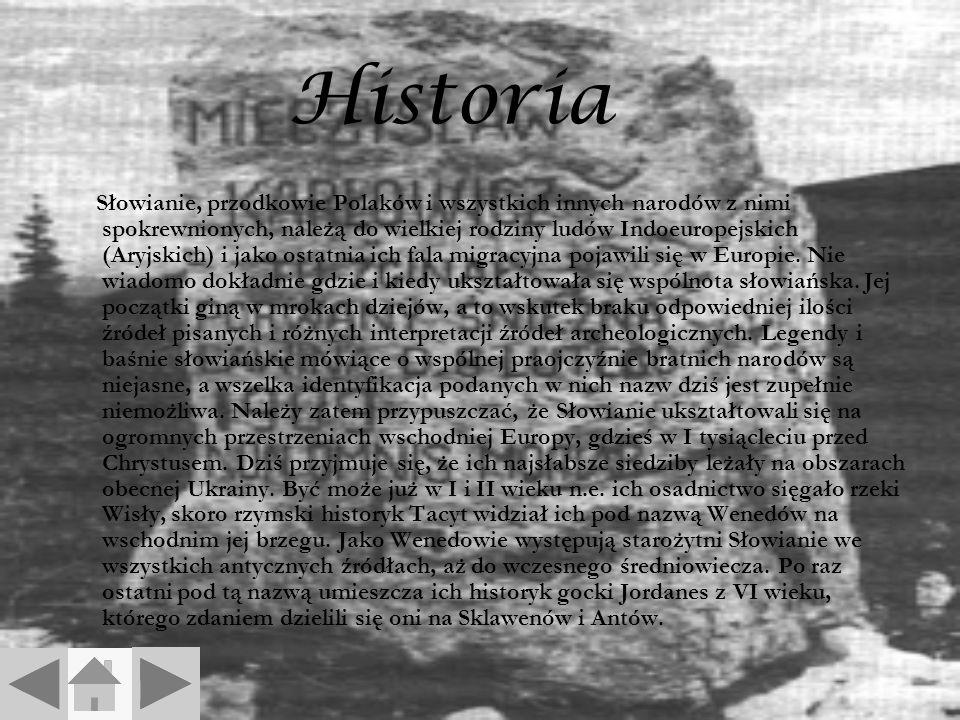 Historia Podział Słowian Religia Ustrój Kultura Zdjęcia