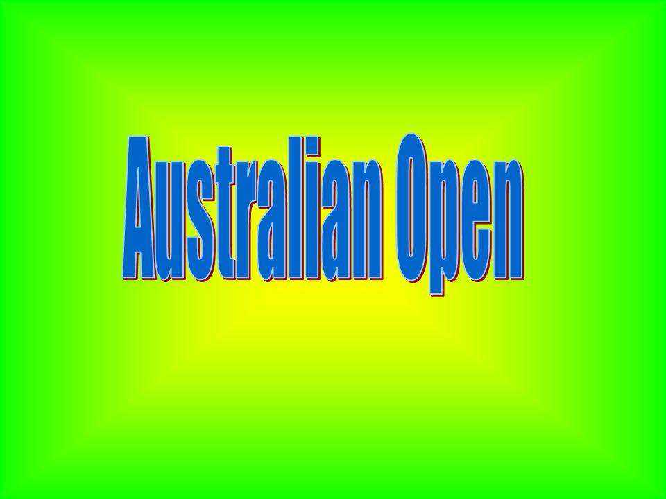 Wielki Szlem Cztery najbardziej prestiżowe turnieje tenisowe: Australian Open, Roland Garros, Wimbledon oraz US Open rozgrywane są corocznie odpowiedn