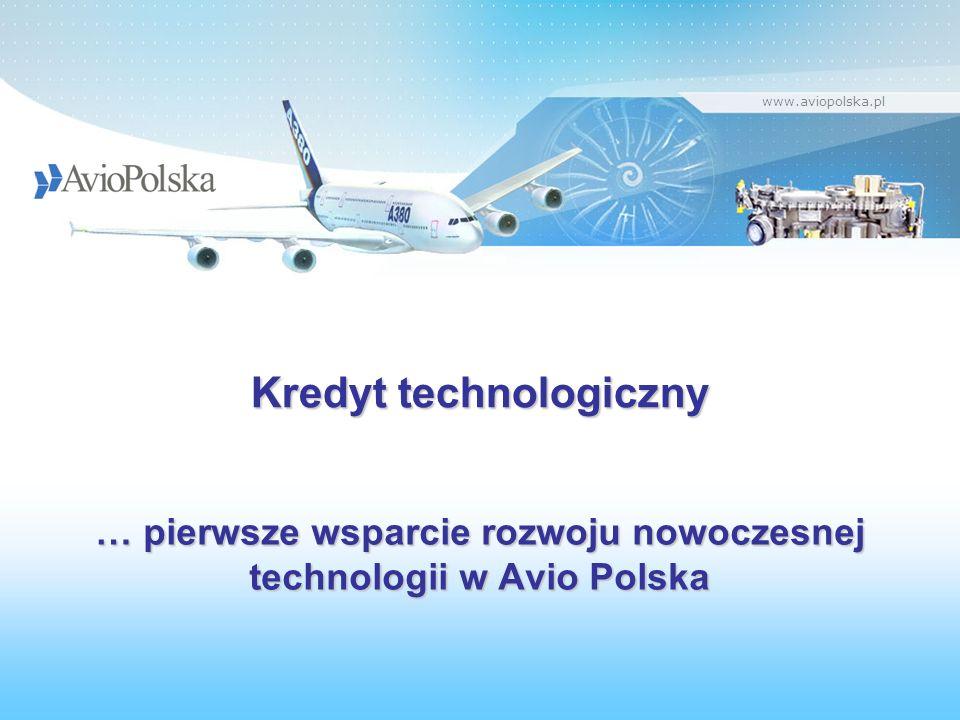 wszelkie prawa zastrzeżone.© copyrights avio polska 2011 Działanie 4.4.