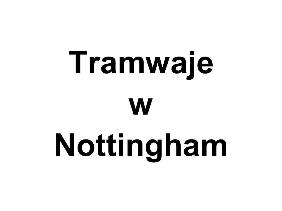 Tramwaje w Nottingham