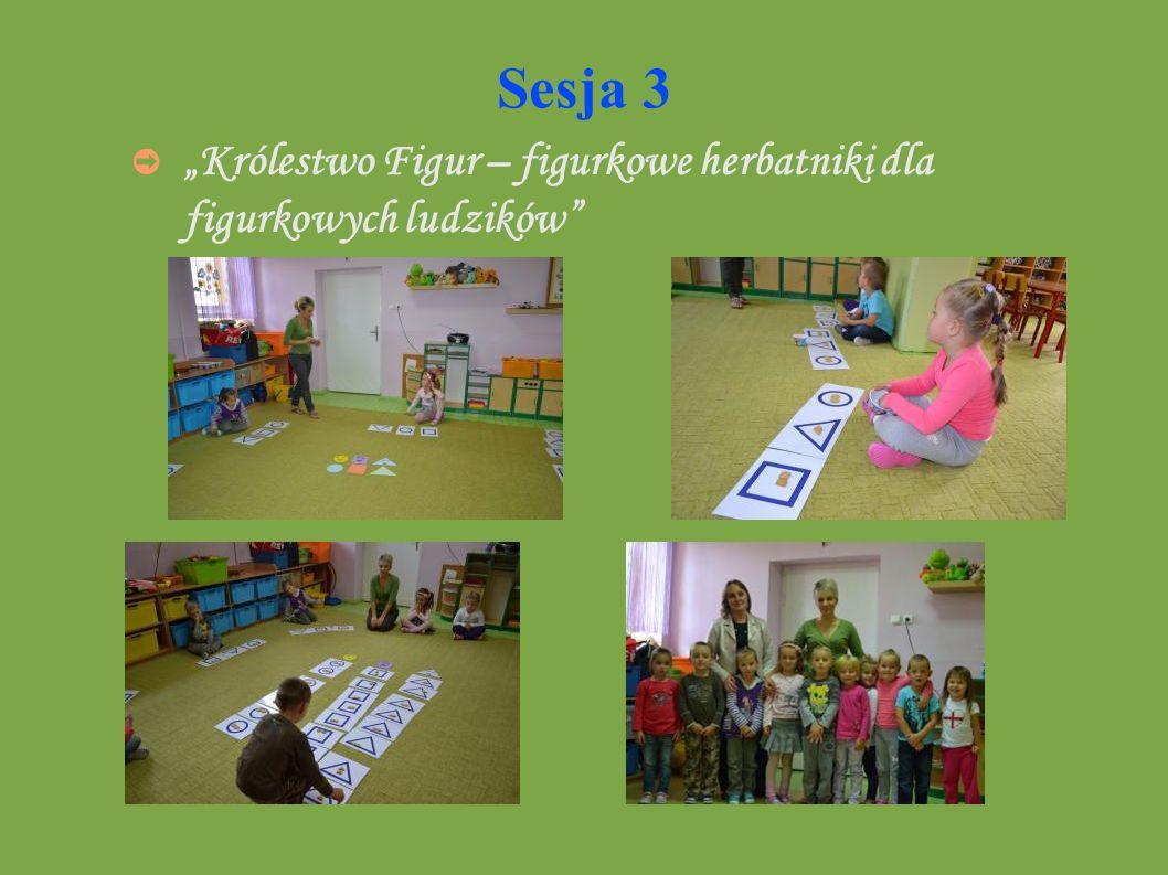 Sesja 3 Królestwo Figur – figurkowe herbatniki dla figurkowych ludzików