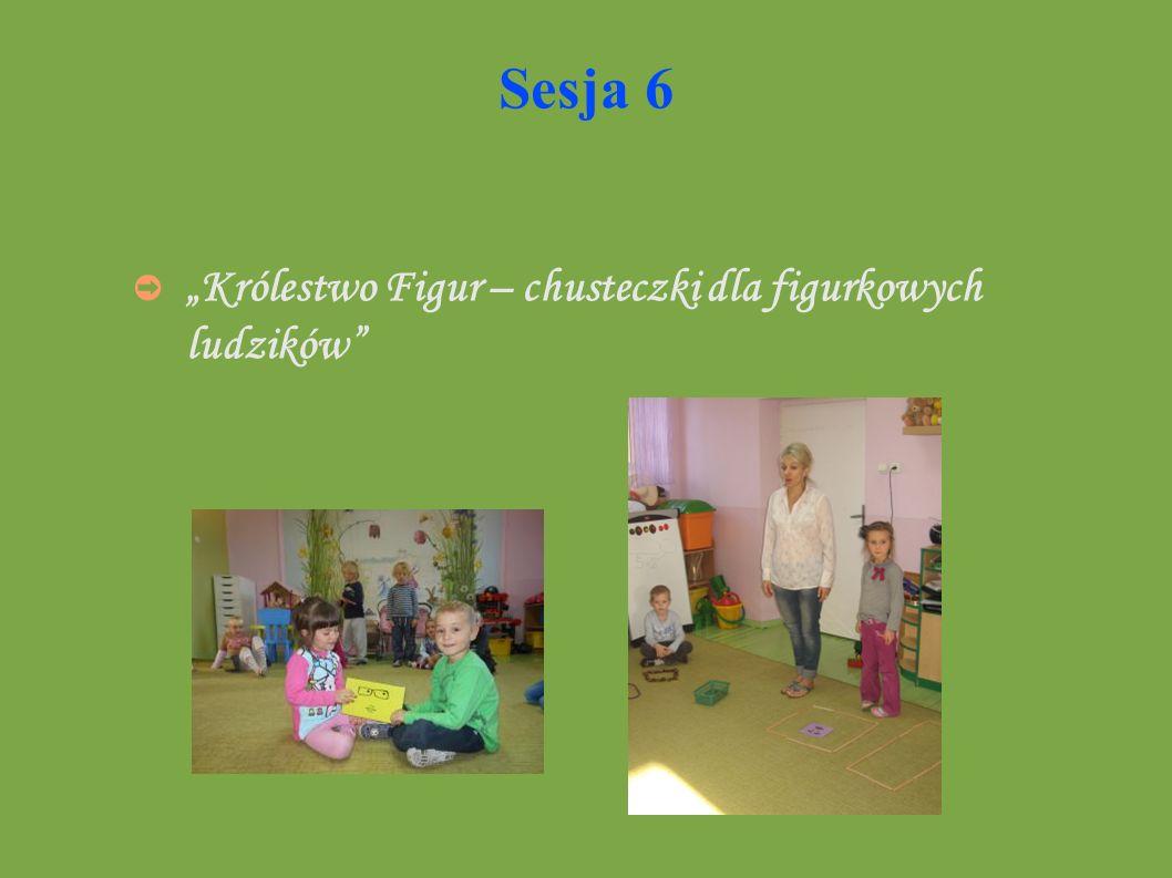 Sesja 6 Królestwo Figur – chusteczki dla figurkowych ludzików