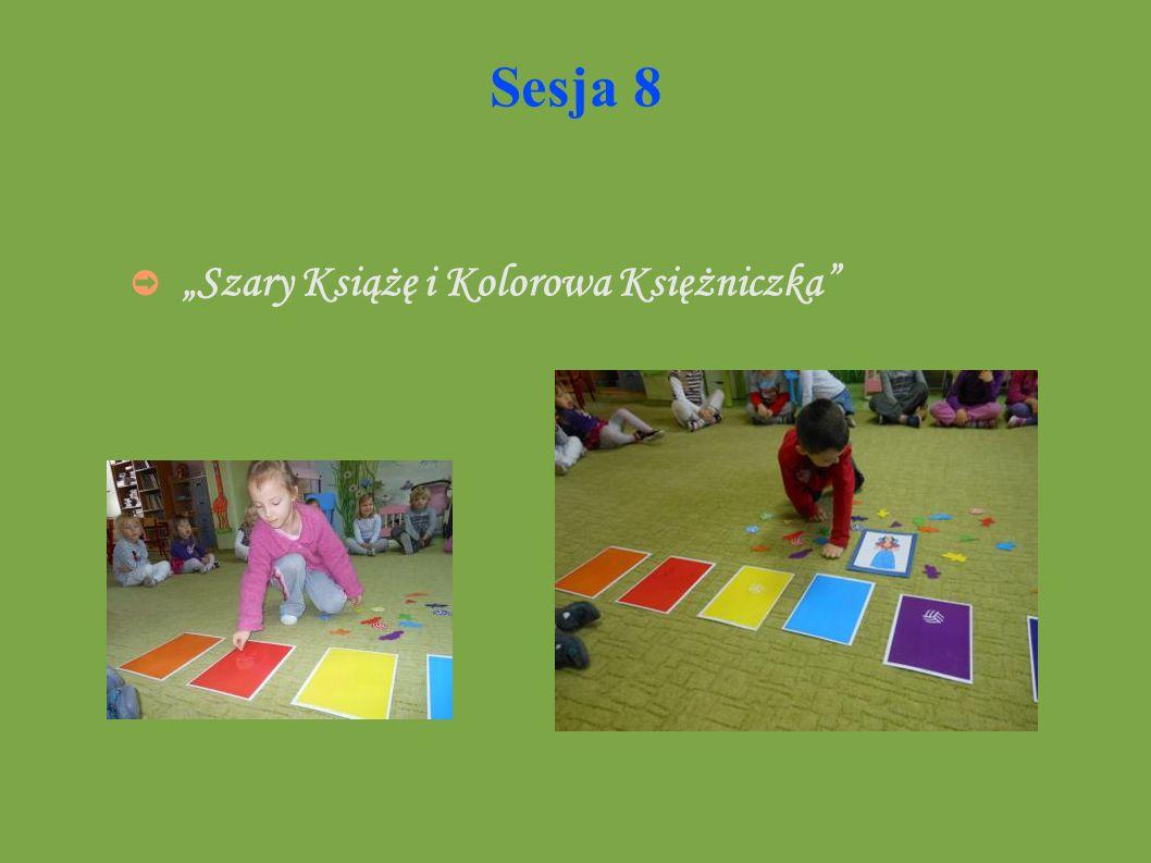 Sesja 8 Szary Książę i Kolorowa Księżniczka