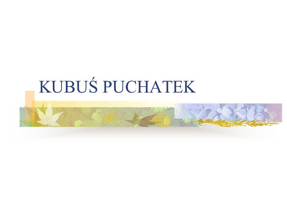 Mały misio o dużym serduszku to Kubuś Puchatek... Copyright © 2003 by Psajdak.