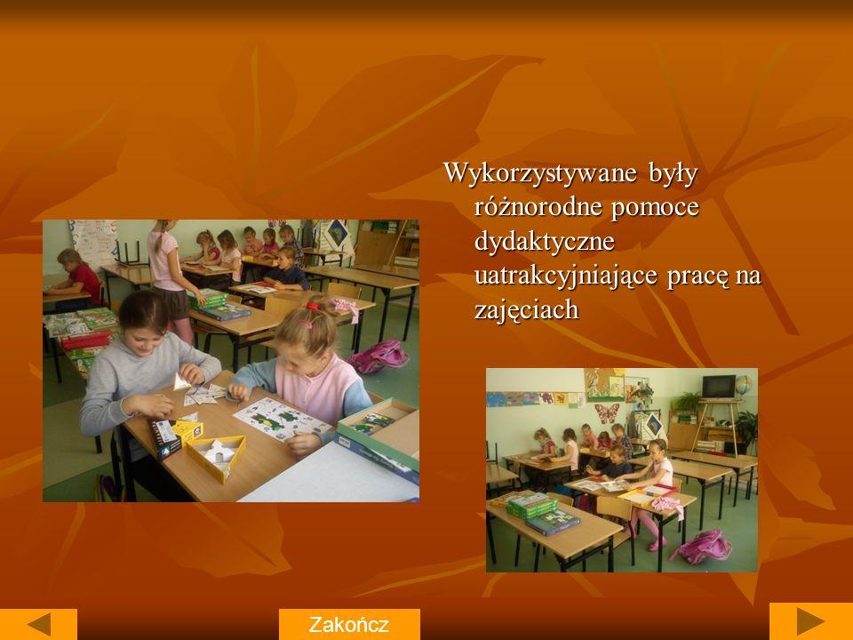 Zajęcia dla dzieci o uzdolnieniach matematyczno-przyrodniczych Matematyka to nie tylko trudna nauka, ale też wspaniała zabawa.
