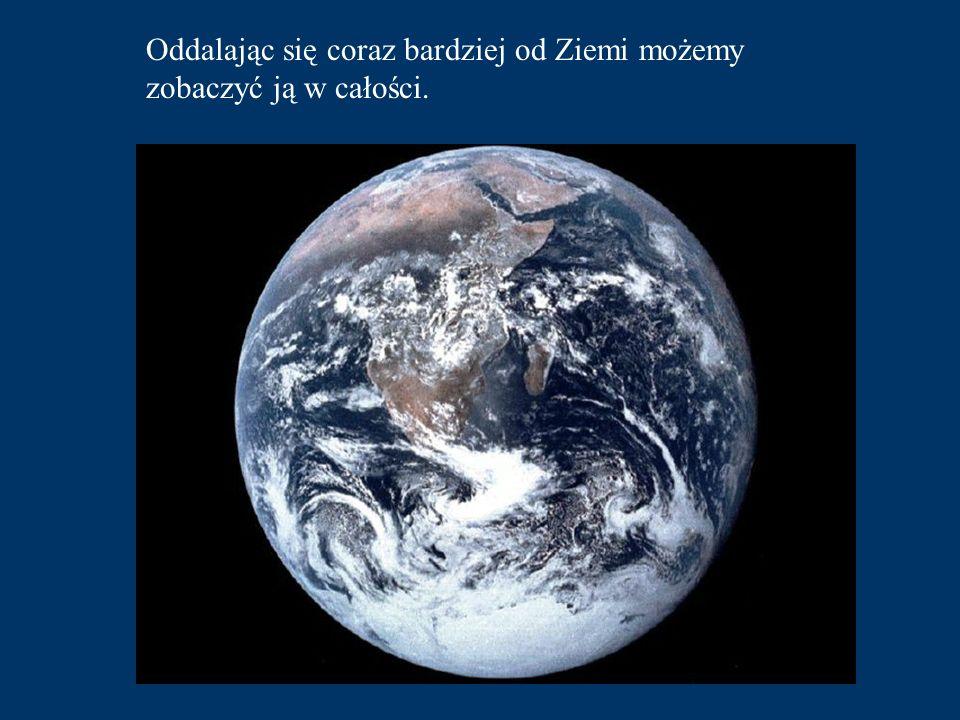 Z takiej wysokości oglądał Ziemię Jurij Gagarin podczas pierwszego załogowego lotu kosmicznego.