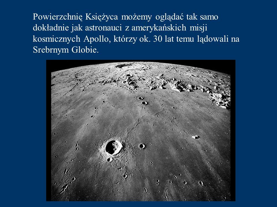 Najbliższym sąsiadem Ziemi jest Księżyc. Aby nasz do niego dolecieć potrzebujemy 1 sekundę.