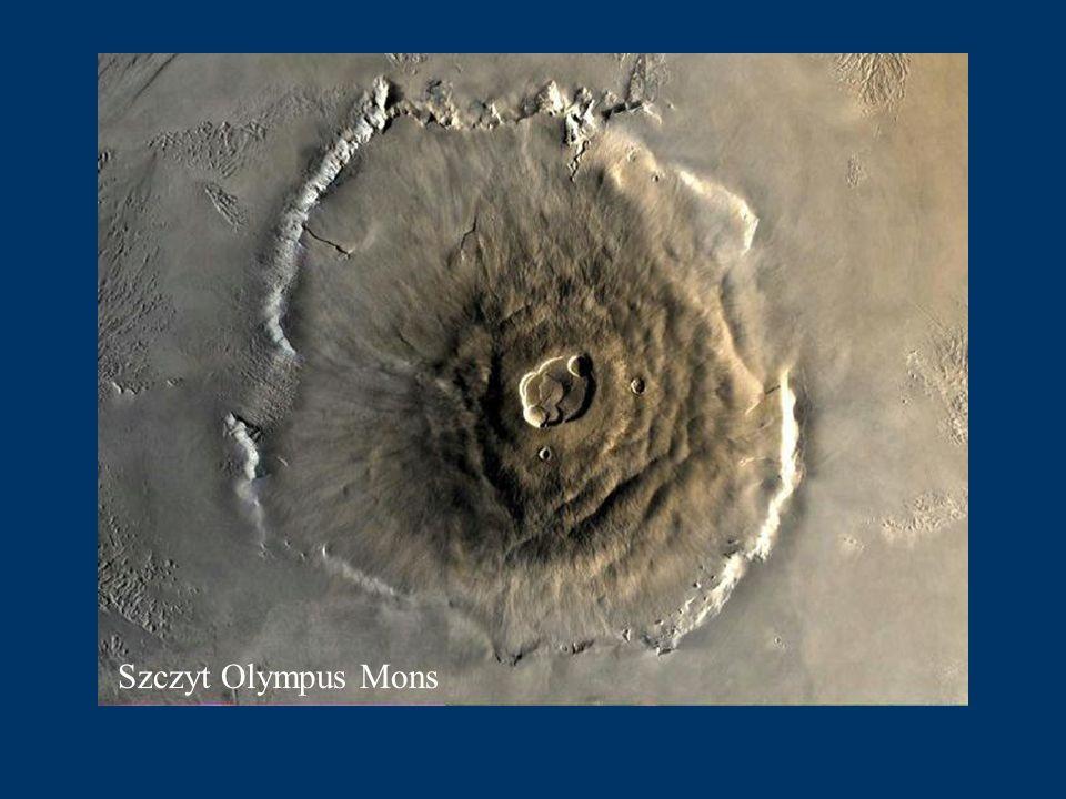 Nasza wyprawa umożliwi nam bardzo dokładne poznanie szczegółów powierzchni Marsa. Dolina Candor Chasma