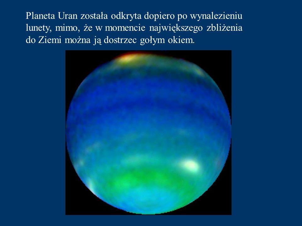 Charakterystycznym dla Saturna obiektem jest krążący wokół niego szeroki, jasny pierścień.
