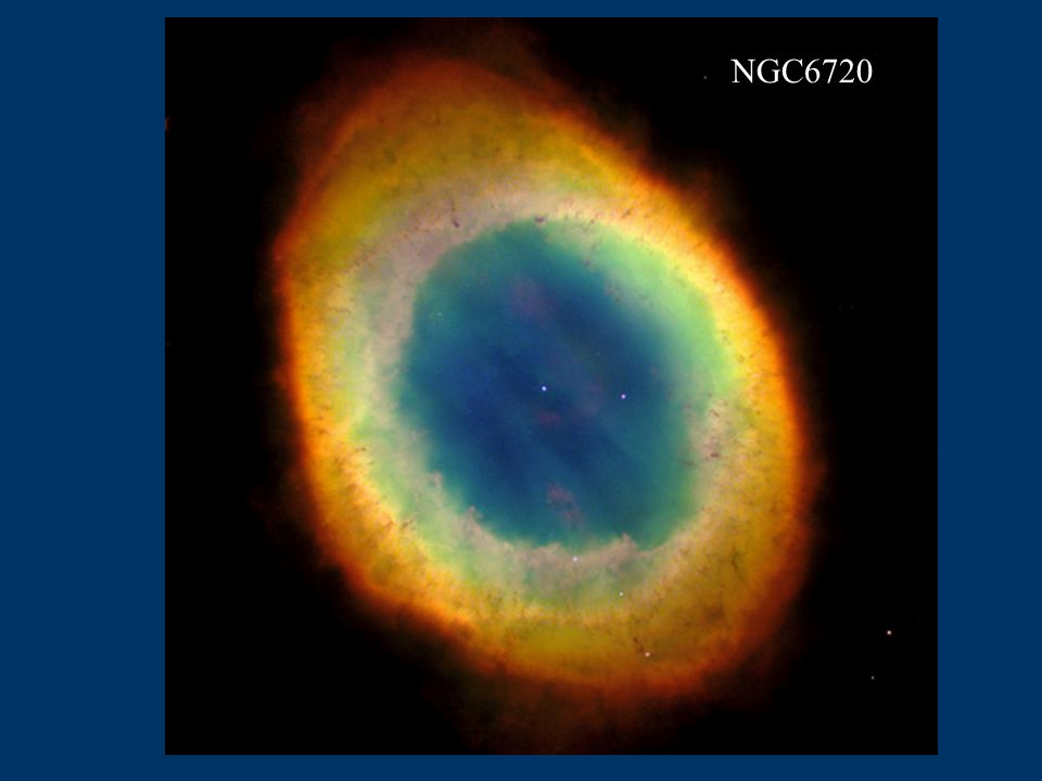 Gwiazdy w swoim życiorysie mają krótki okres w którym znacznie zwiększają swoje rozmiary, czasem w sposób bardzo gwałtowny. Hubble 5