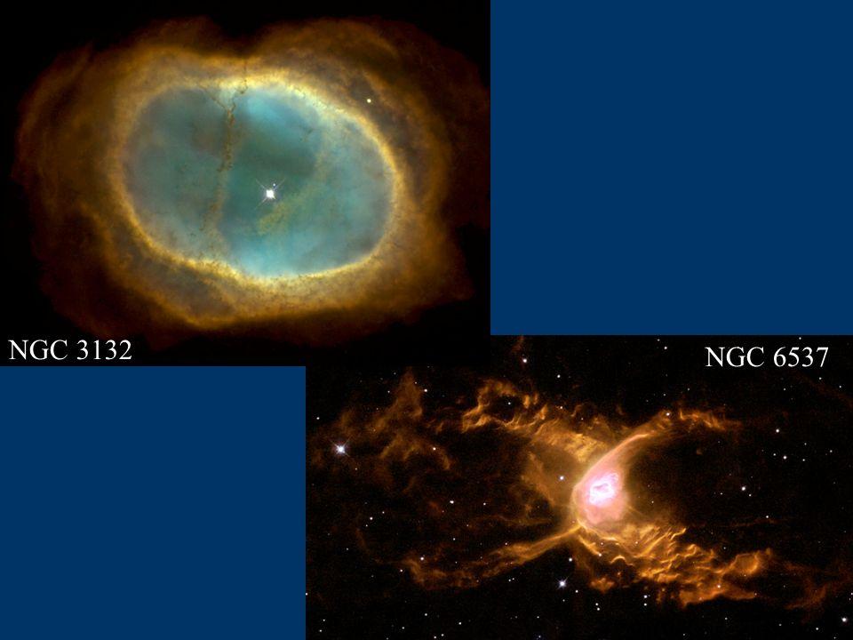 NGC 6543 NGC 6853