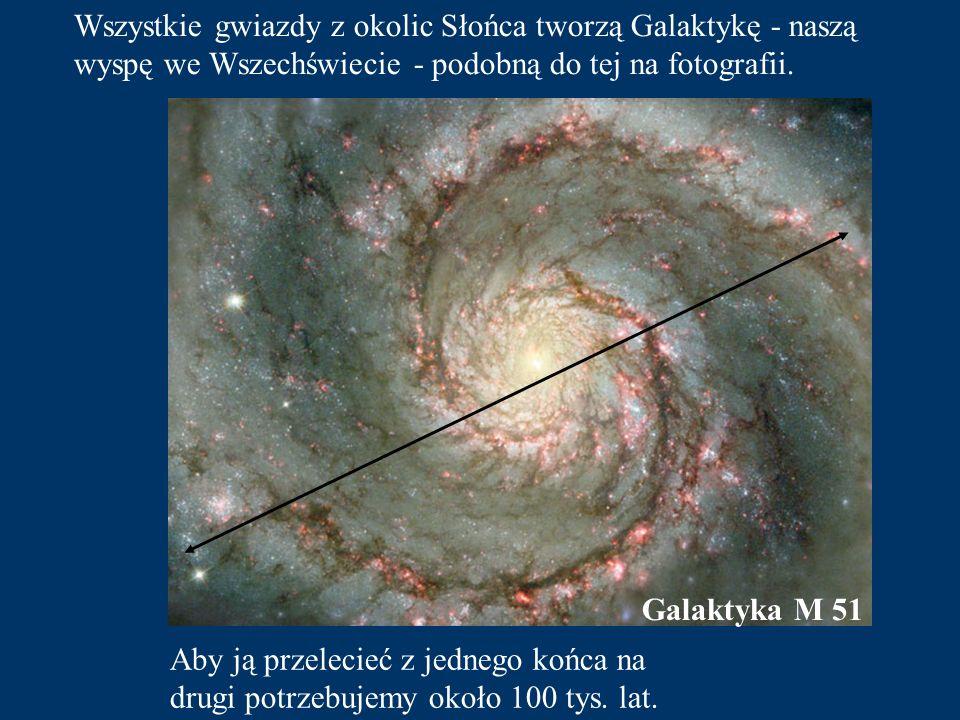 Ciemna mgławica Barnard 68 Mgławica Koński Łeb Materię międzygwiazdową napotkamy także w postaci ciemnych obłoków, zasłaniających światła gwiazd.