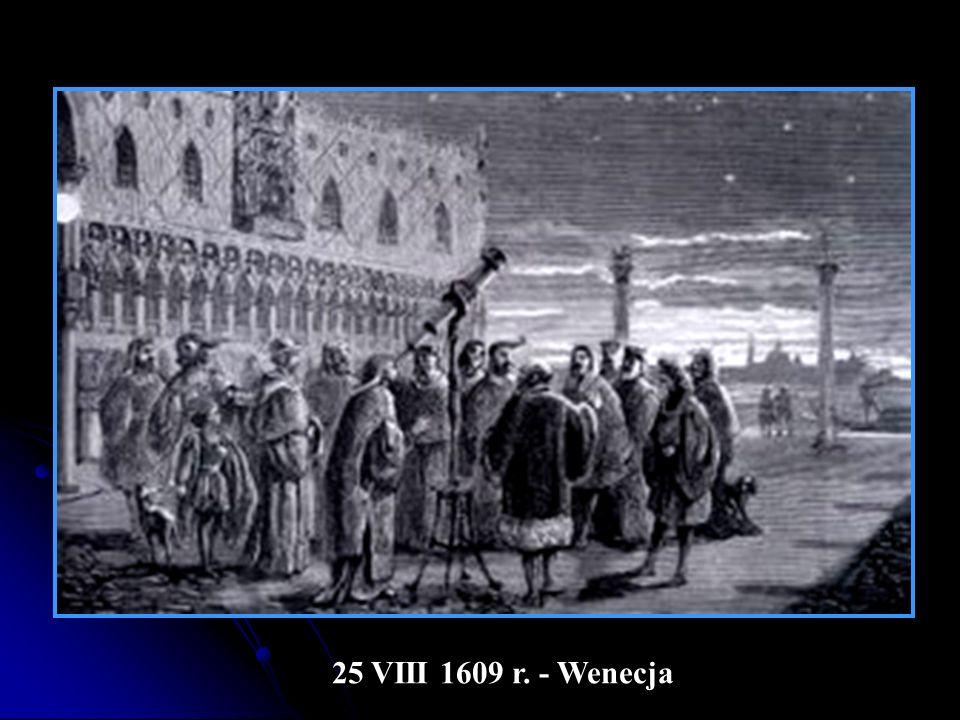 25 VIII 1609 r. - Wenecja