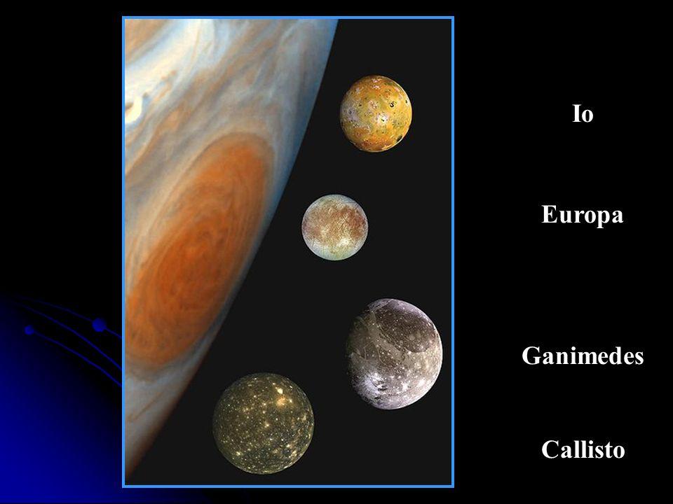 Io Europa Ganimedes Callisto