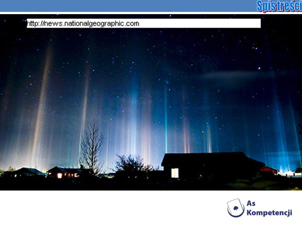 PODSUMOWANIE Dowiedzieliśmy się czym jest światło Jaki ma wpływ załamania się światła w przyrodzie Jak się zachowuje światło jak jest cząstką Jak się zachowuje światło jak jest falą Jakie są zjawiska świetlne w atmosferze