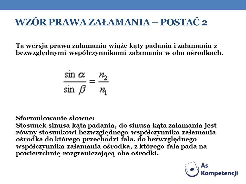 Równanie soczewki: Oznaczenia: Y - odległość obrazu od środka soczewki; X - odległość przedmiotu od środka soczewki; f - ogniskowa soczewki.