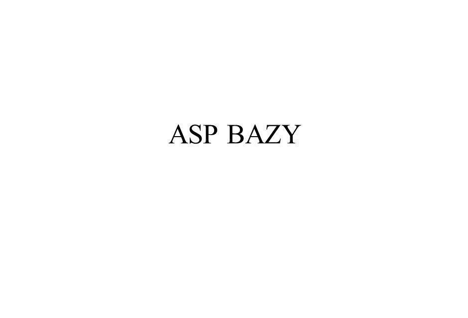 ASP BAZY