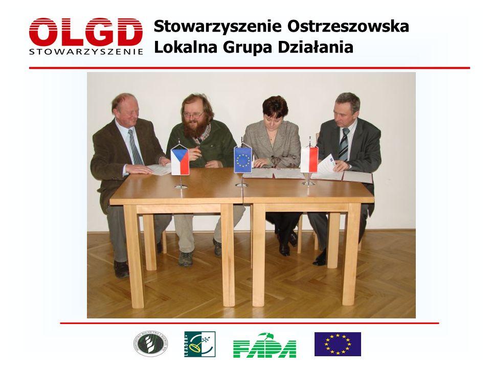 Stowarzyszenie Ostrzeszowska Lokalna Grupa Działania