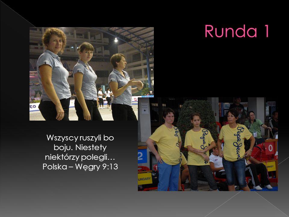 Wszyscy ruszyli bo boju. Niestety niektórzy polegli… Polska – Węgry 9:13