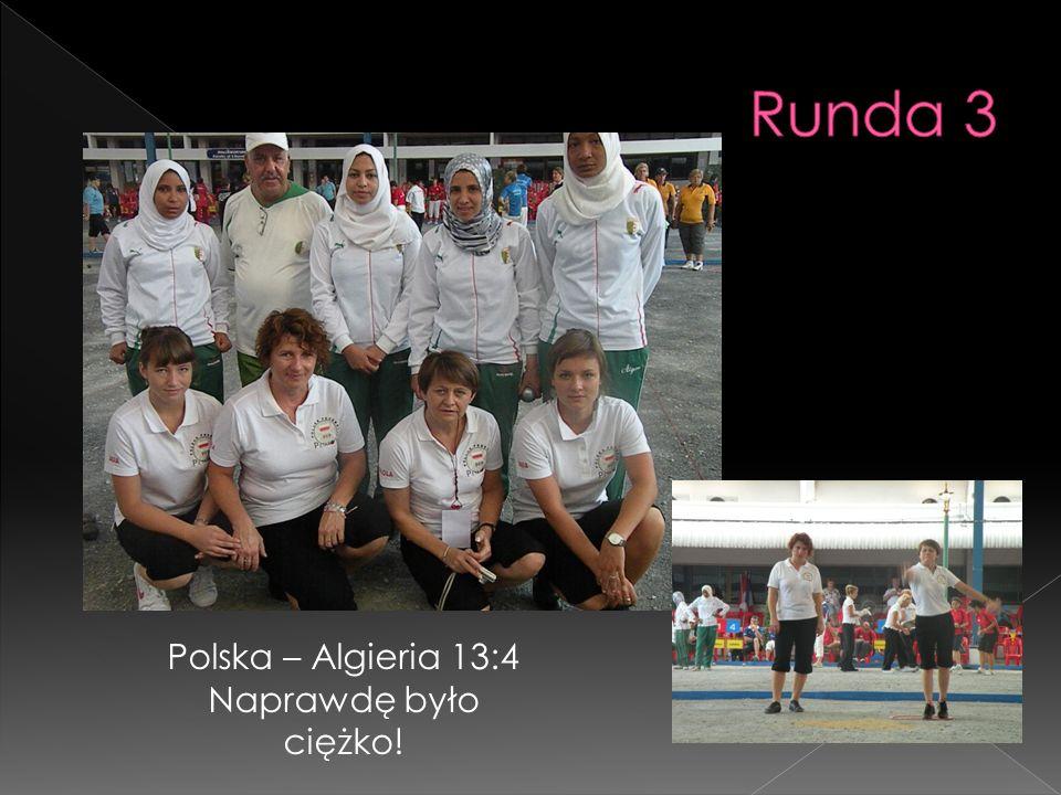 Polska – Algieria 13:4 Naprawdę było ciężko!