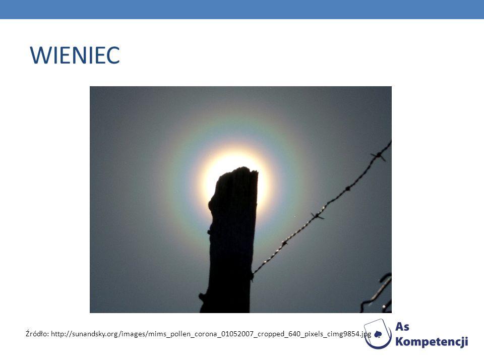 WIENIEC Źródło: http://sunandsky.org/images/mims_pollen_corona_01052007_cropped_640_pixels_cimg9854.jpg