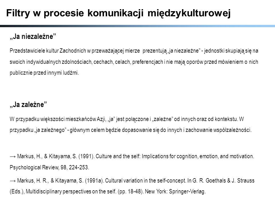 Mowa Ciała Kontakt wzrokowy Proksemika (dystans społeczny) Dotyk Zachowania ludzi w danej kulturze związane są z obowiązującymi w nich normami i zasadami.