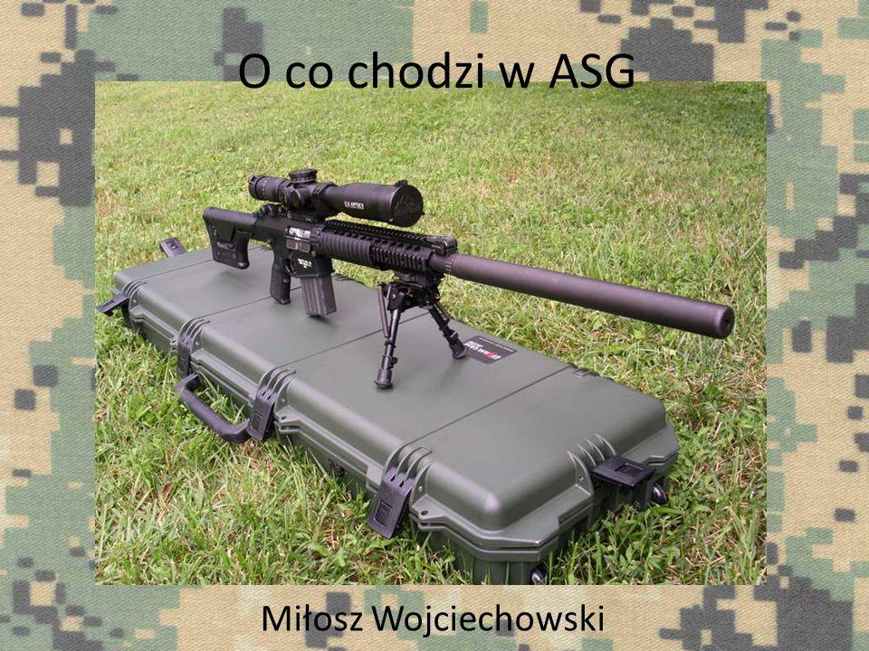 O co chodzi w ASG Miłosz Wojciechowski
