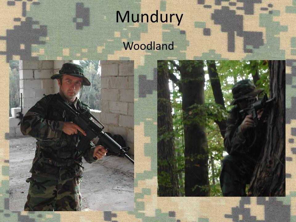 Mundury Woodland