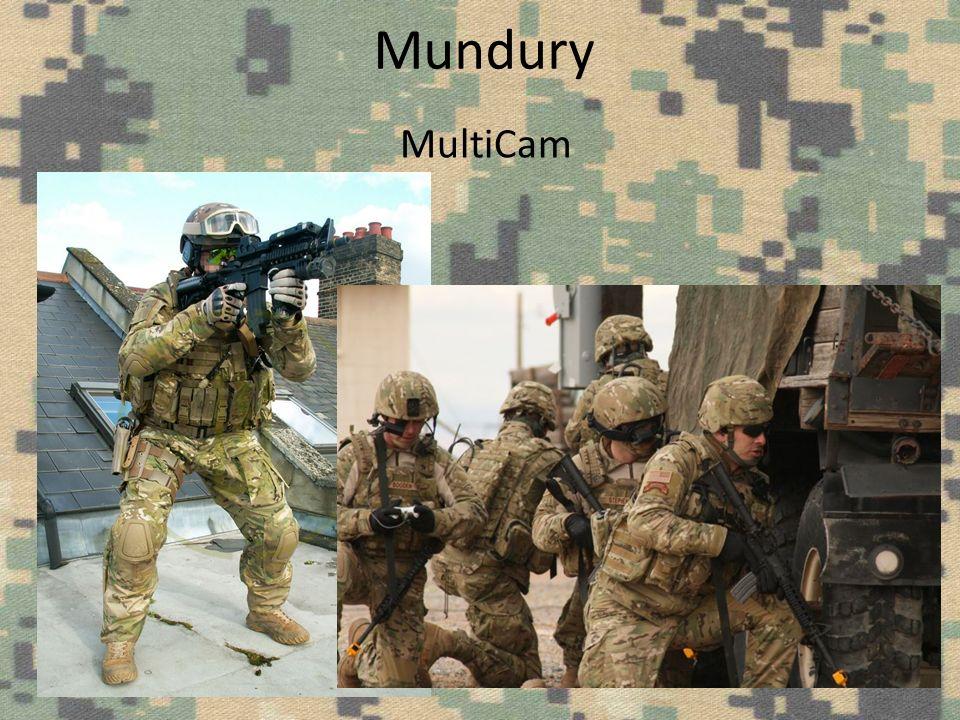 Mundury MultiCam