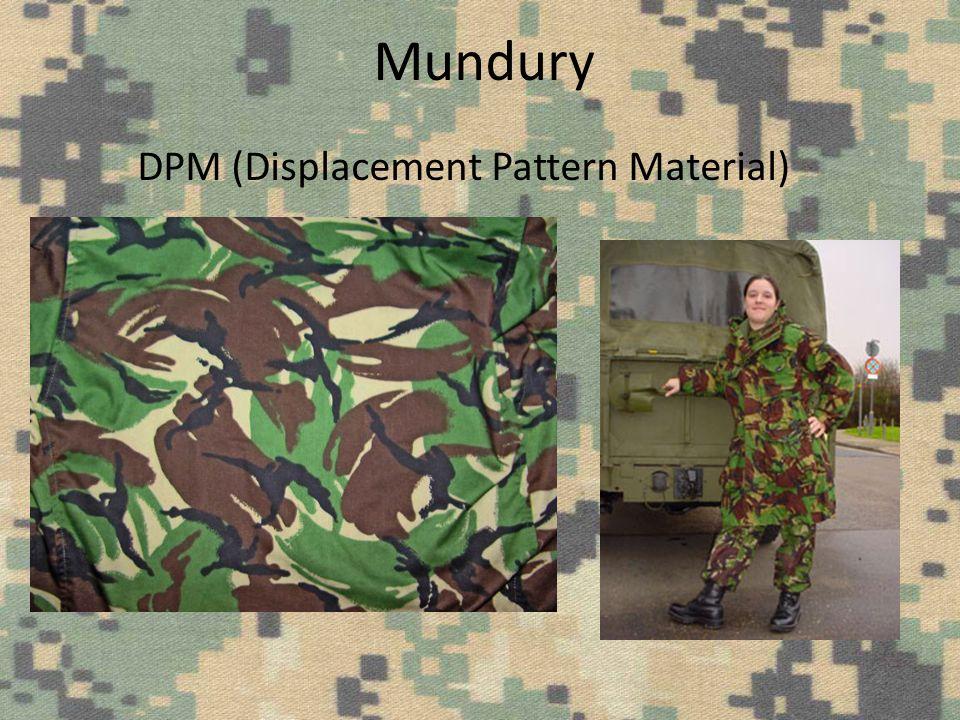 Mundury DPM (Displacement Pattern Material)