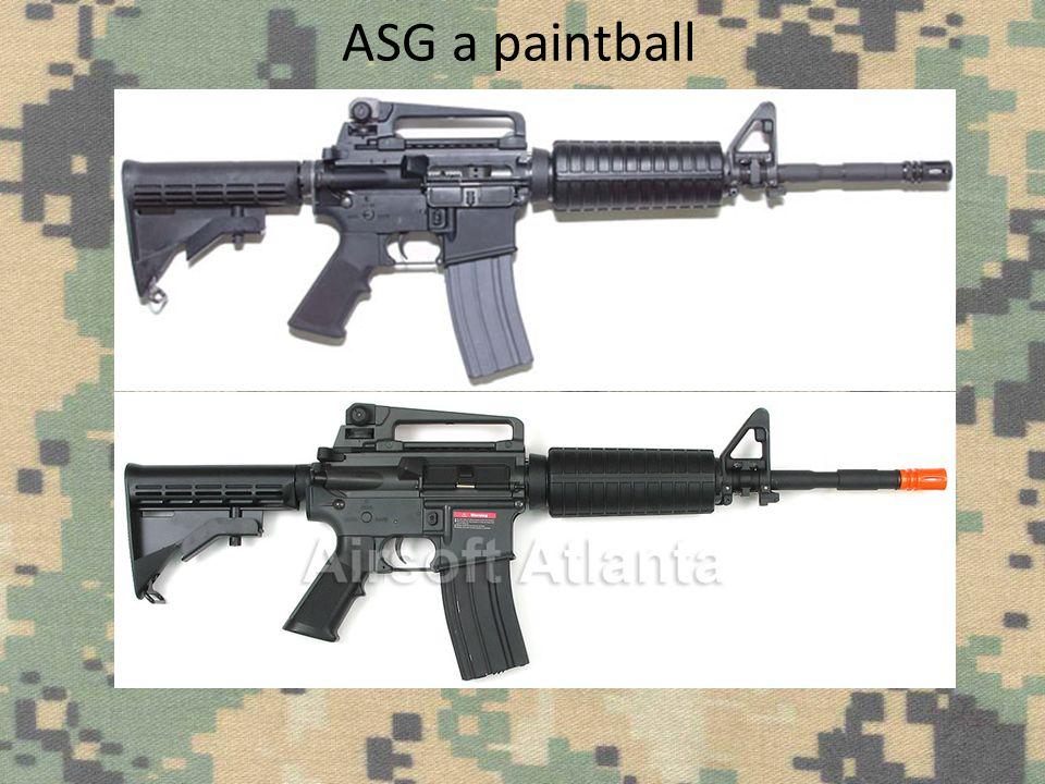 ASG a paintball