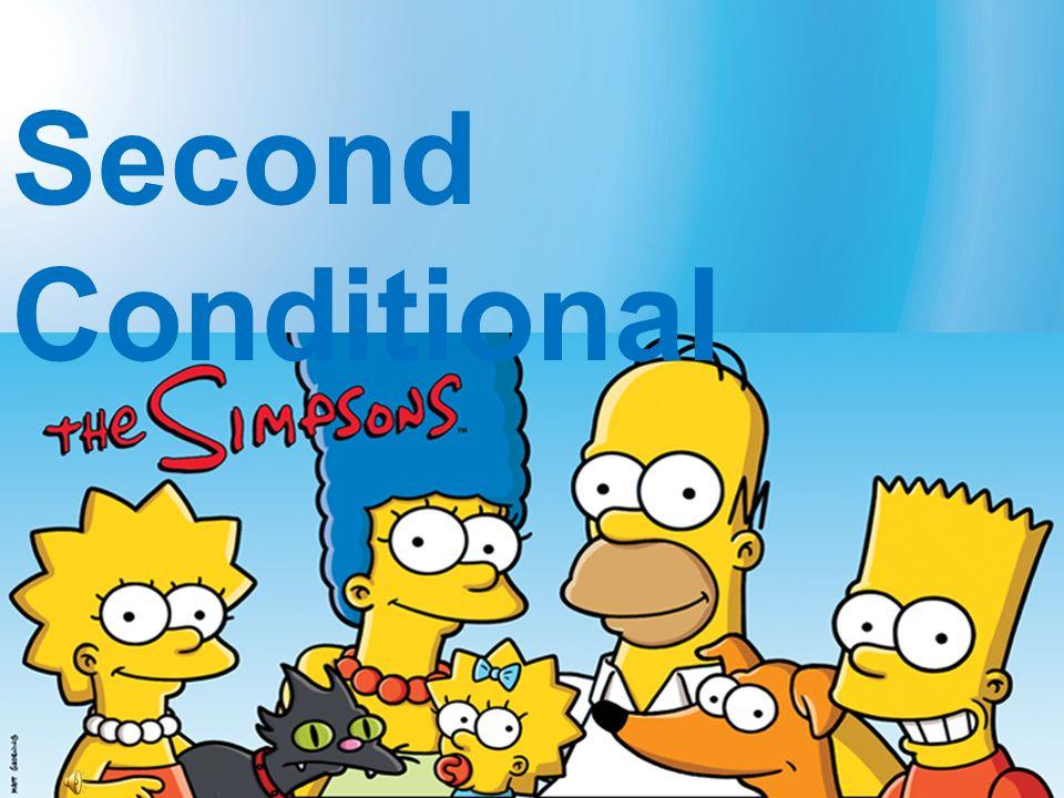 U ż ycie : Second conditionale opisuje sytuacje, które s ą ma ł o prawdopodobne, nierealne lub niemo ż liwe w przysz ł o ś ci lub tera ź niejszo ś ci i ich ewentualne skutki.