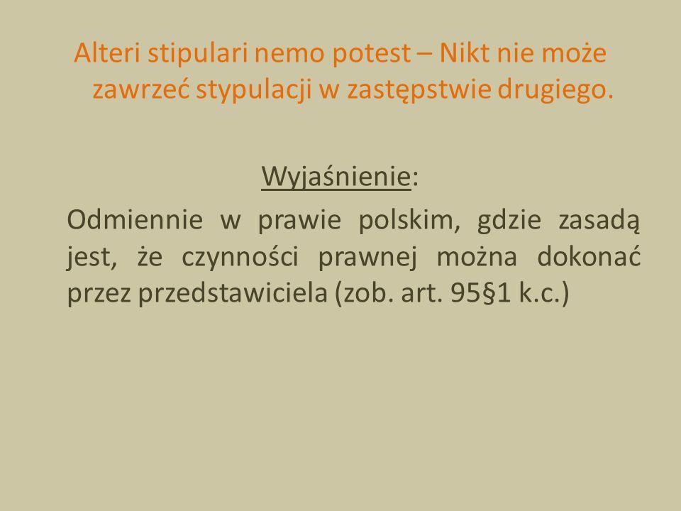 Confessus pro iudicato est – Ten, kto się przyznał uważany jest za zasądzonego.