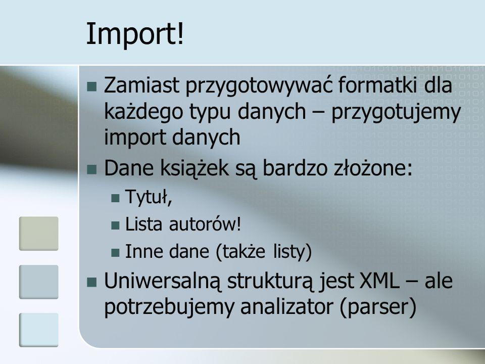Import.