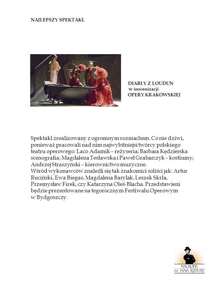 NAGRODA SPECJALNA za całokształt pracy artystycznej BOGDAN PAPROCKI Rozpoczął swoją karierę od debiutu koncertowego w kwietniu 1939 roku w Zamościu.