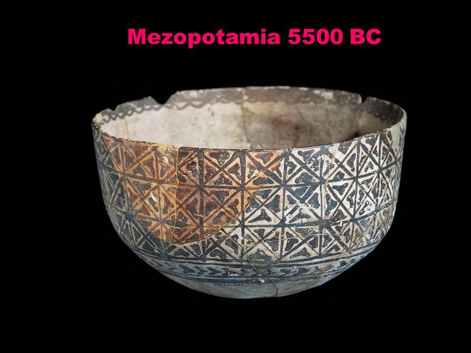 Mezopotamia 5500 BC